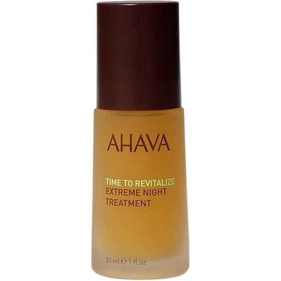 AHAVA Extreme Time to Revitalize Night Treatment 30 ml - Pleťový krém