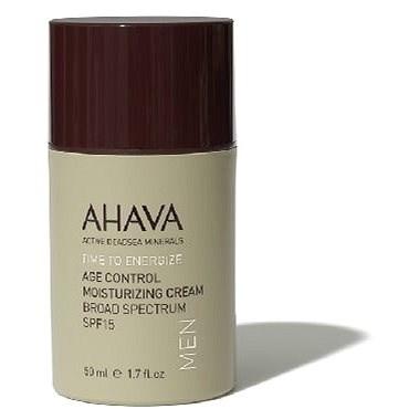 AHAVA Time to Energize Age Control Moisturizing Cream SPF15 50 ml - Pánský pleťový krém