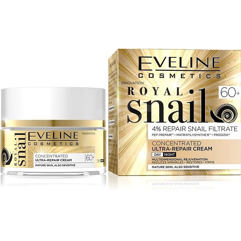 EVELINE COSMETICS Royal Snail Day And Night Cream 60+ 50 ml - Pleťový krém