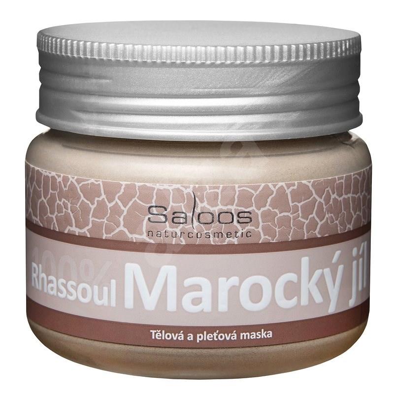 SALOOS Marocký jíl 100% Rhassoul 150 g - Pleťová maska