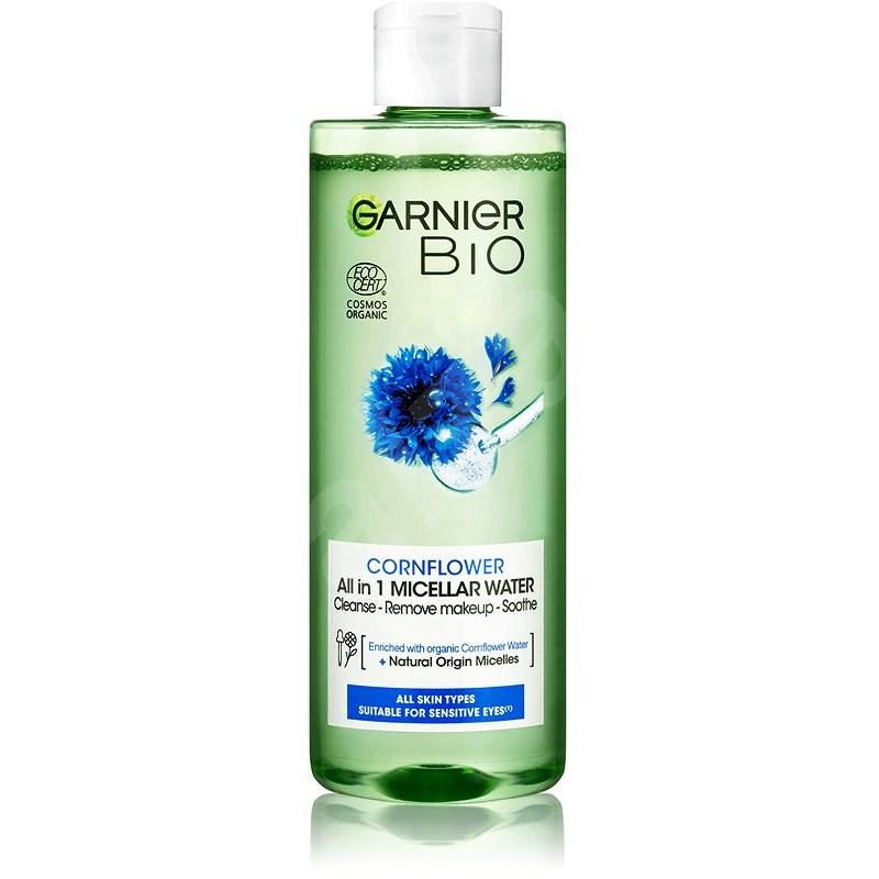 GARNIER BIO Cornflower Micellar Cleansing Water 400ml - Micellar Water