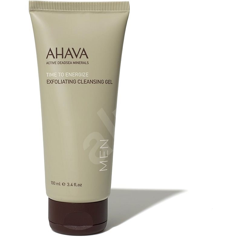 AHAVA Time to Energize Exfoliating Cleansing Gel 100ml - Cleansing Gel