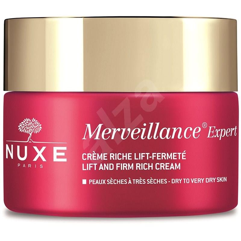 NUXE Merveillance Expert Lift and Firm Rich Cream 50 ml - Pleťový krém