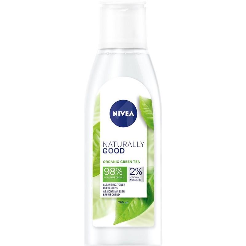 NIVEA Naturally Good Cleansing Tonic 200 ml - Pleťová voda