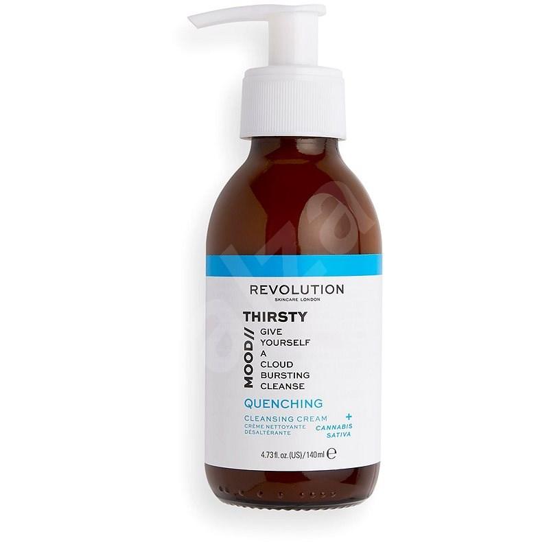 REVOLUTION SKINCARE Mood Quenching Cleansing Cream 140 ml - Čisticí krém
