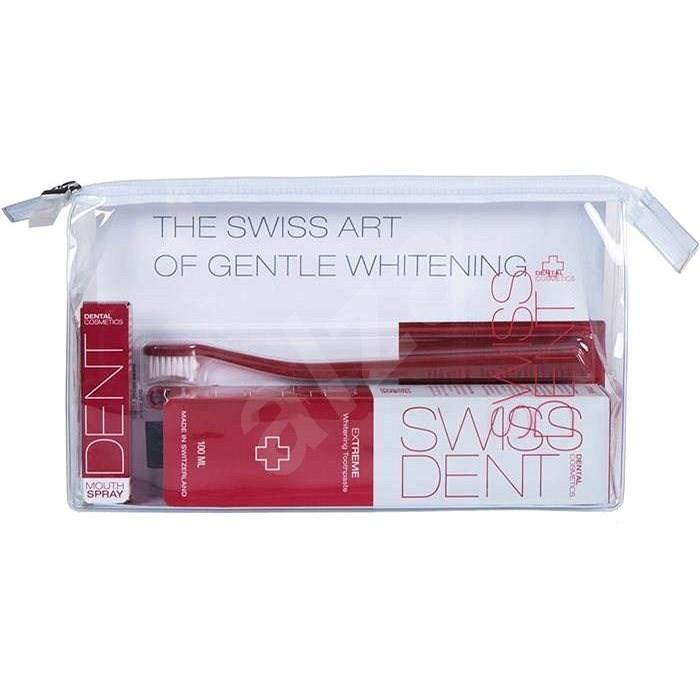 SWISSDENT Extreme Promo Kit - Oral Hygiene Set