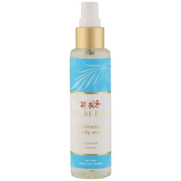 Pure Fiji Hydratační tělový sprej Kokos 207 ml - Tělový sprej