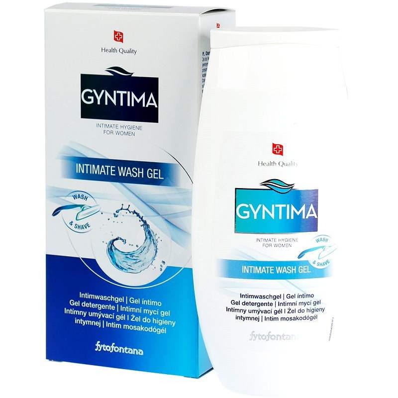 FYTOFONTANA Gyntima Intimní mycí gel 200 ml - Intimní gel