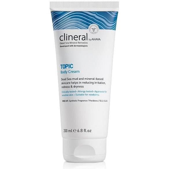 CLINERAL TOPIC Body Cream 200ml - Body Cream