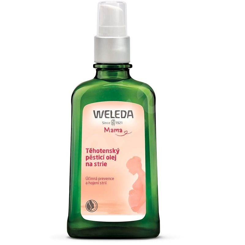 WELEDA Těhotenský pěstící olej na strie 100 ml - Tělový olej