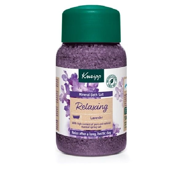 KNEIPP Sůl do koupele Levandulové snění 500 g - Koupelová sůl