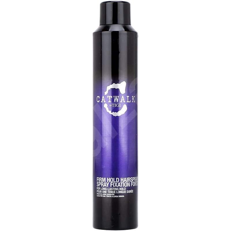 TIGI Catwalk Your Highness Firm Hold Hairspray 300 ml  - Hairspray