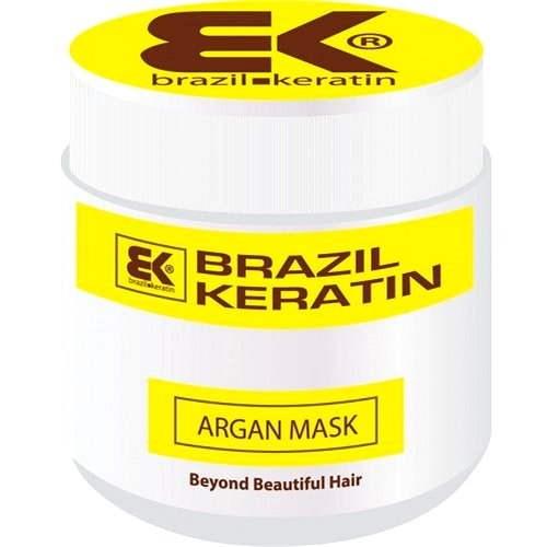 BRAZIL KERATIN Argan Mask 500 ml - Maska na vlasy