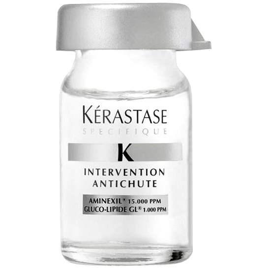 Kérastase Specifique Cure Intensive Anti-Chute 10 x 6 ml - Sérum na vlasy