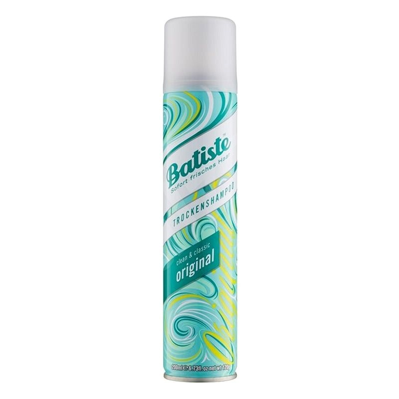 BATISTE Original 200 ml - Suchý šampon