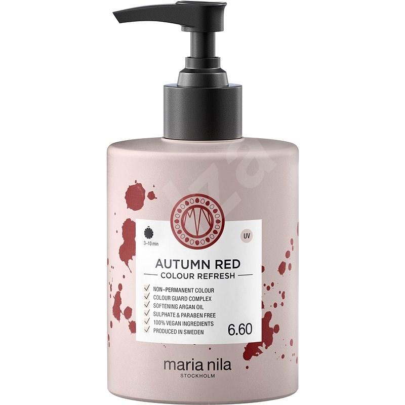 MARIA NILA Colour Refresh Autumn Red 6.60 (300ml) - Natural Hair Dye