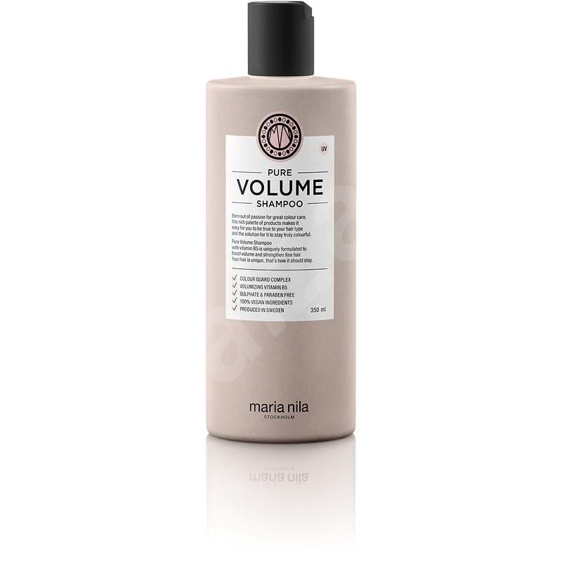 MARIA NILA Pure Volume Shampoo 350 ml - Přírodní šampon