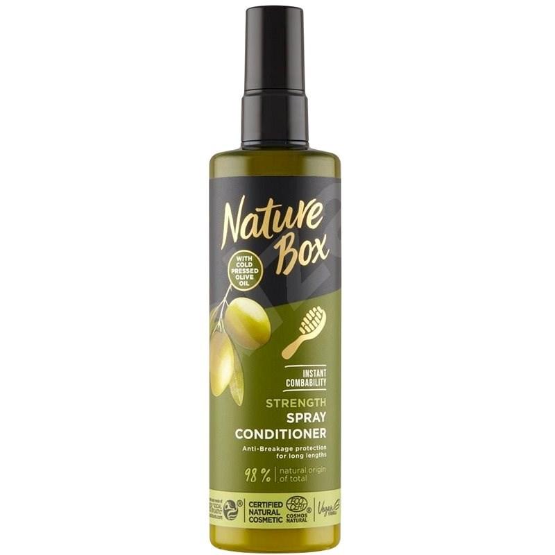 NATURE BOX Olive Spray Balm 200 ml - Kondicionér