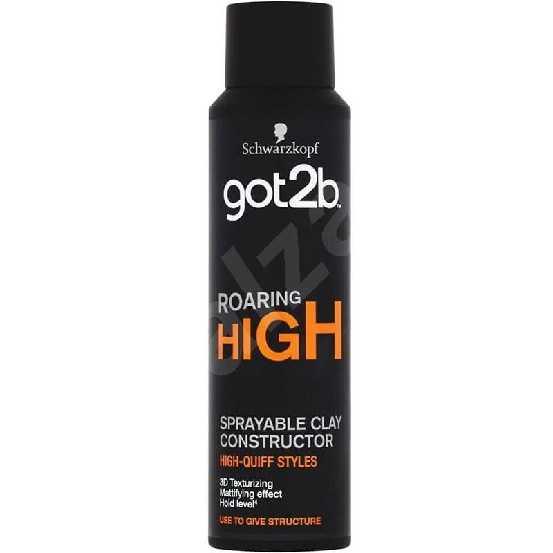 SCHWARZKOPF GOT2B Roaring High Clay 150 ml - Hlína na vlasy