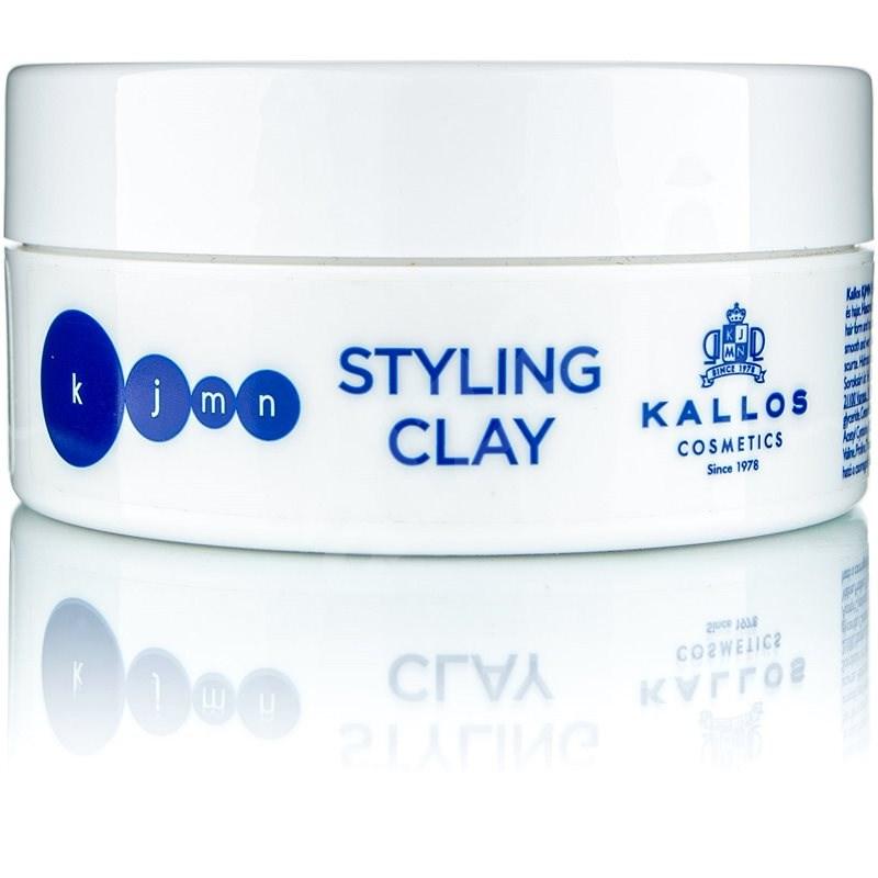 KALLOS KJMN Styling Clay 100 ml - Hlína na vlasy
