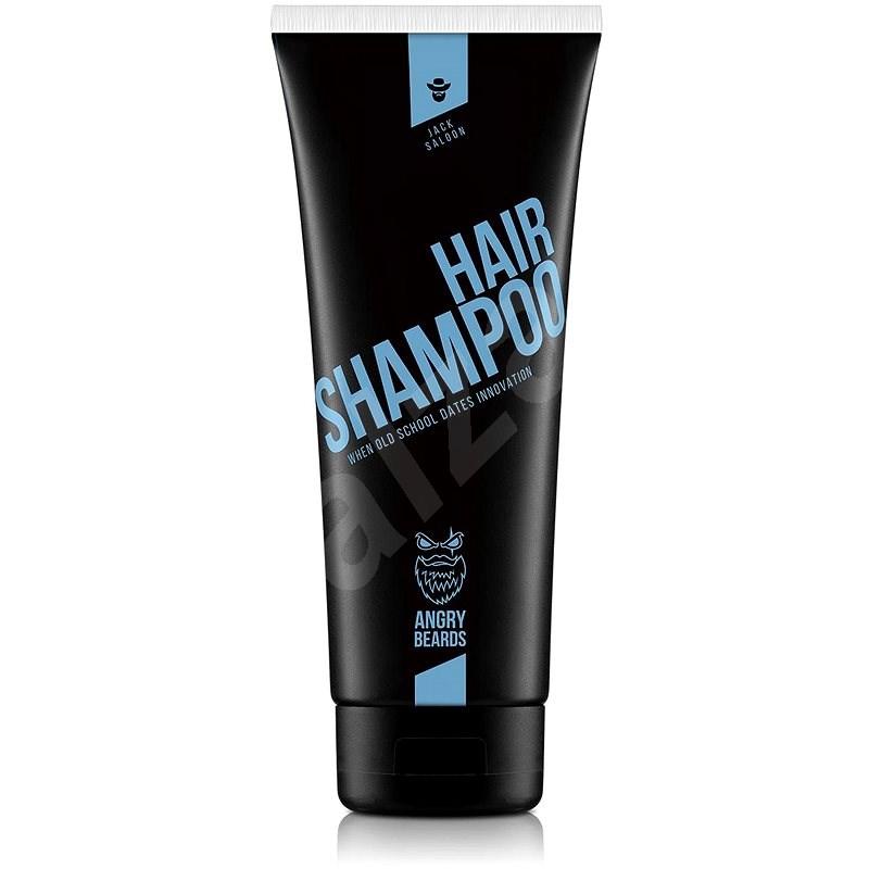 ANGRY BEARDS Hair Shampoo 69-in-1, 300ml - Men's Shampoo