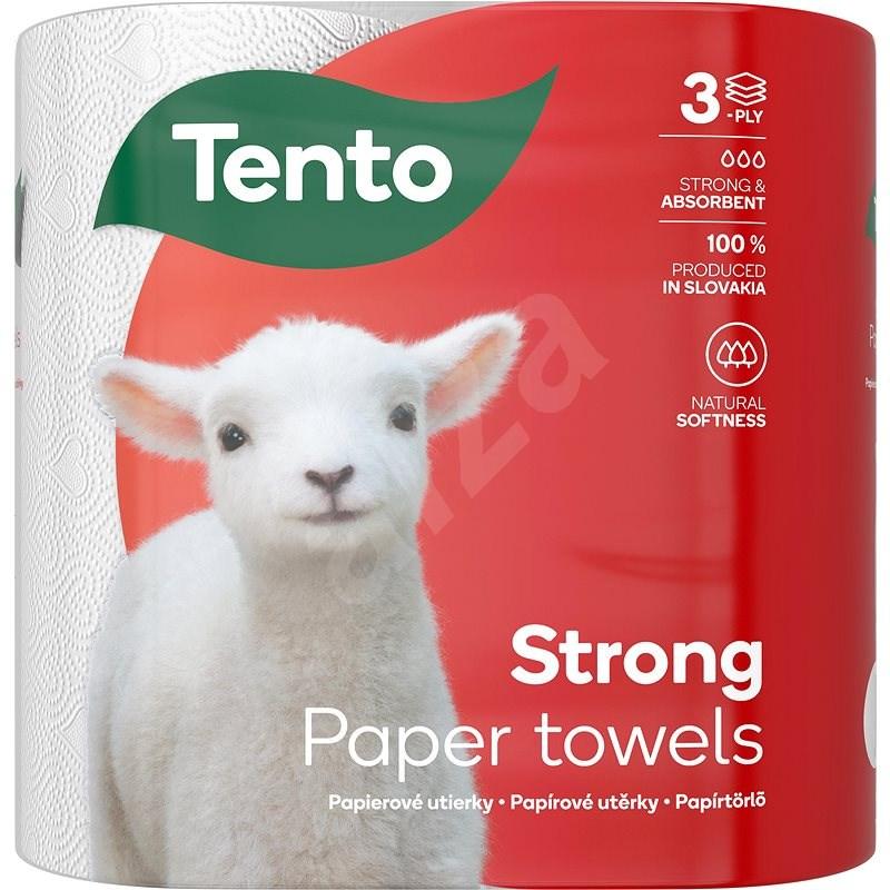 TENTO Strong 2 ks - Kuchyňské utěrky
