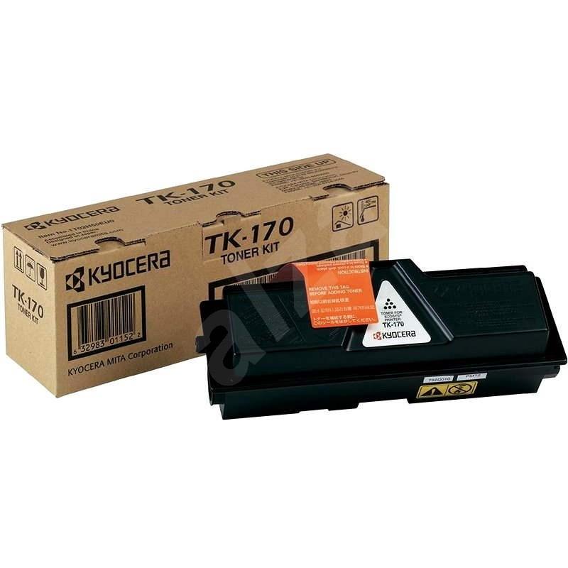 Kyocera TK-170 černý - Toner