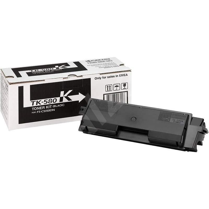 Kyocera TK-580K černý - Toner