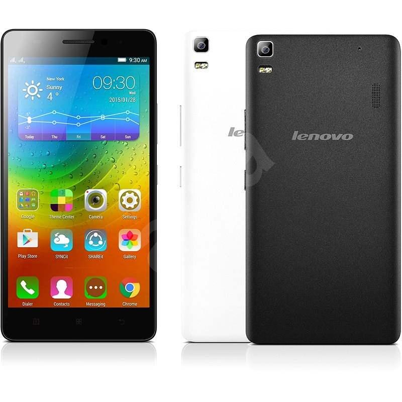 Lenovo A7000 Dual SIM - Mobilní telefon
