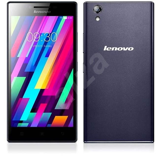 Lenovo P70 Midnight Blue Dual SIM - Mobilní telefon