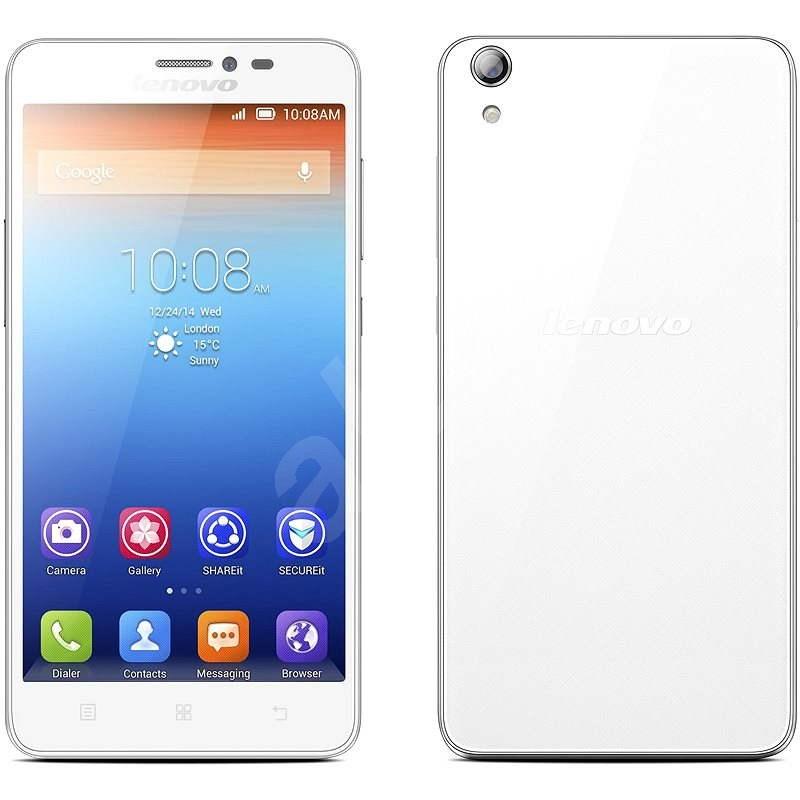 Lenovo S850 White Dual SIM - Mobilní telefon