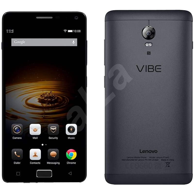 Lenovo VIBE P1 Graphite Grey Dual SIM   - Mobilní telefon