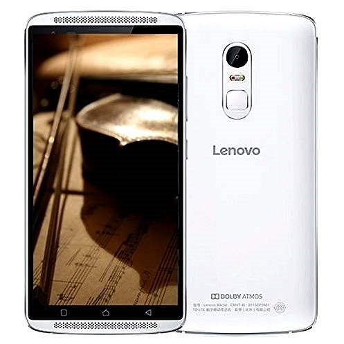 Lenovo VIBE X3 White Dual SIM - Mobilní telefon