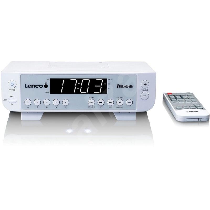 Lenco KCR-100 White - Rádio