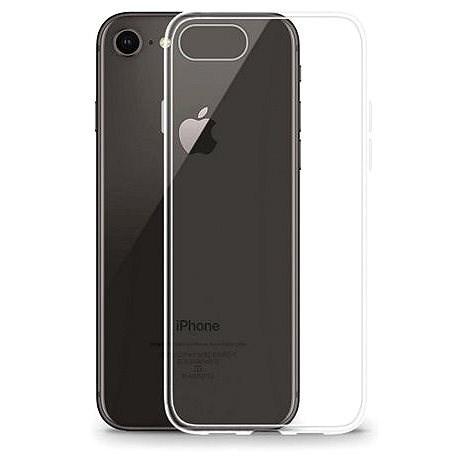 Lenuo Transparent pro iPhone SE 2020/8/7 - Kryt na mobil