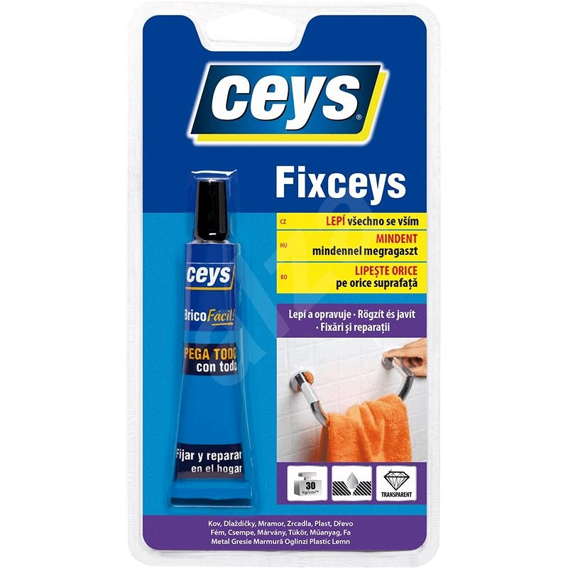 Fixceys 20 ml - Lepidlo