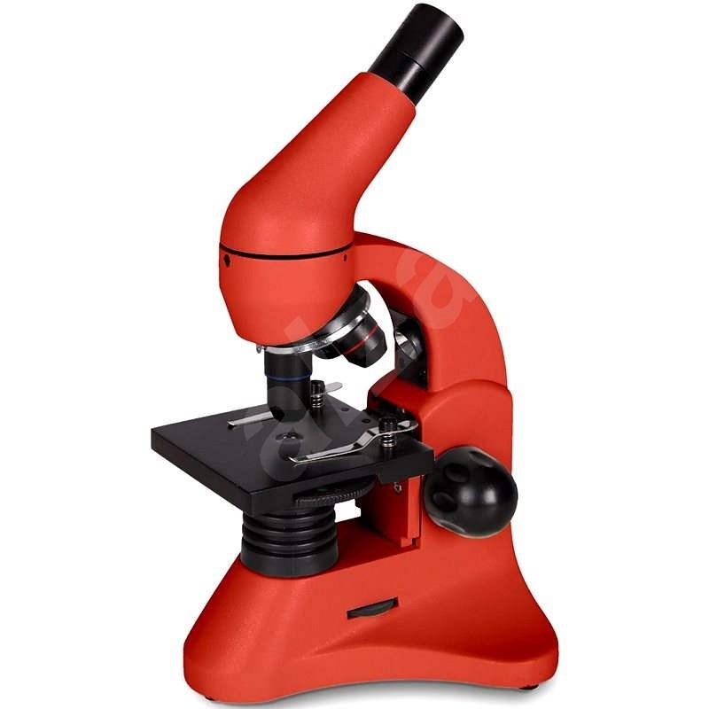 Levenhuk Rainbow 50L Plus Orange - oranžový - Mikroskop