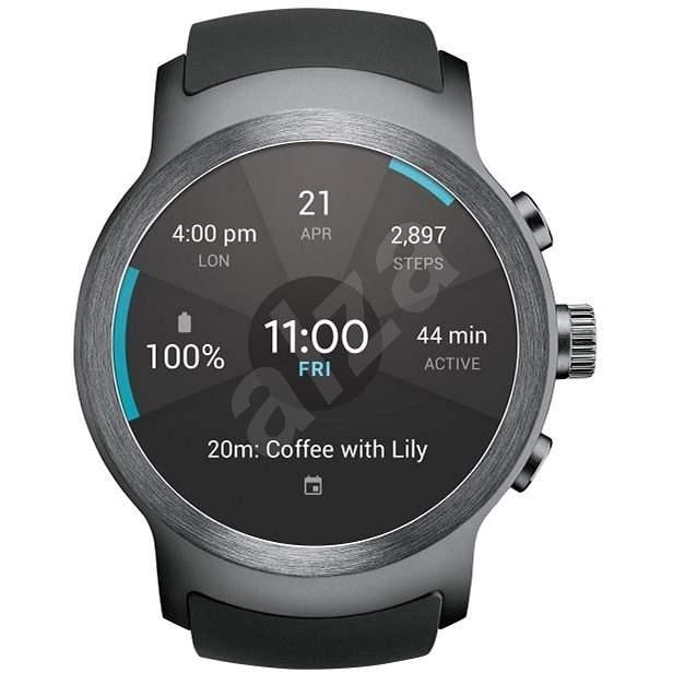 LG Watch Sport - Chytré hodinky