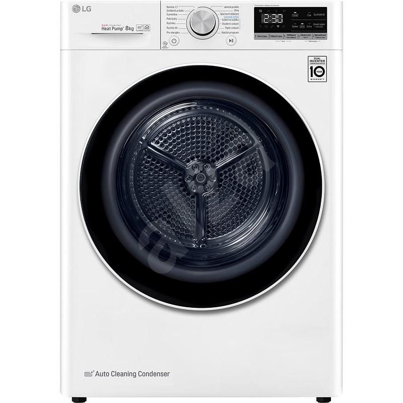 LG RC81V9AV4Q  - Sušička prádla