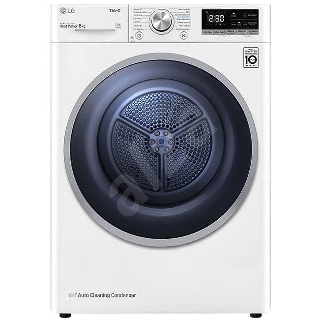LG RC81V5AV7Q - Sušička prádla