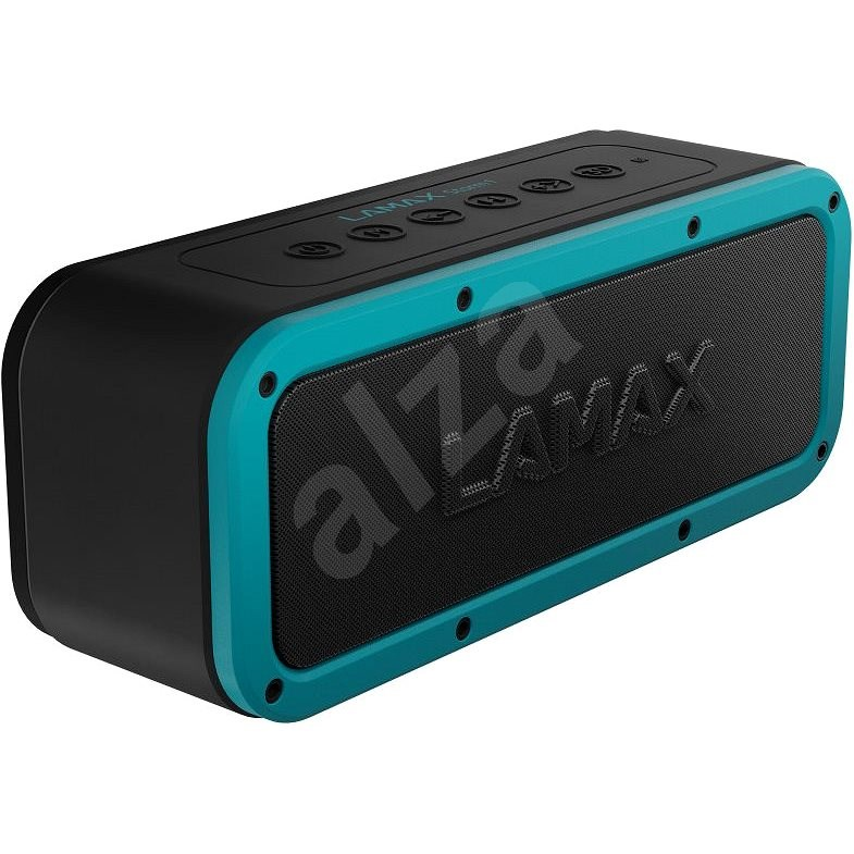 LAMAX Storm1 Turquoise - Bluetooth reproduktor