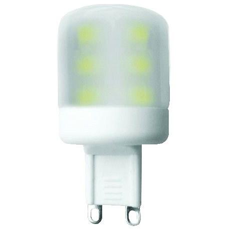 LEDMED LED kapsule 360 23LED G9 teplá - LED žárovka