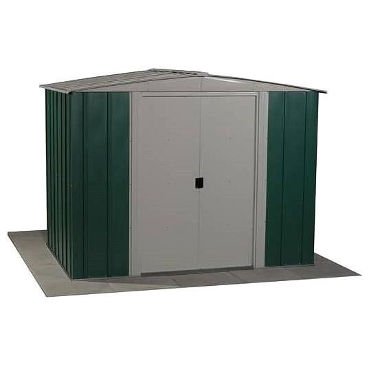 ARROW DRESDEN 108 zelený - Zahradní domek