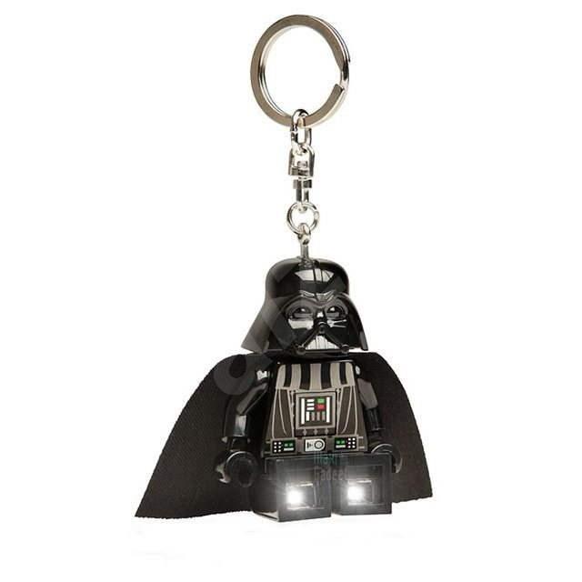 LEGO Star Wars - Darth Vader - Svítící klíčenka