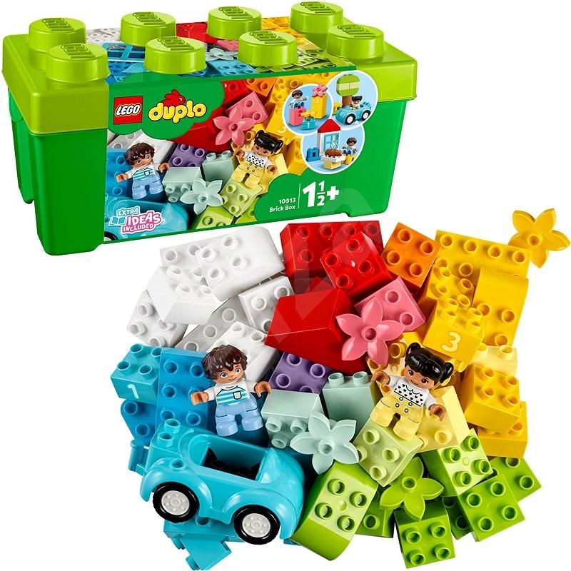 LEGO DUPLO Classic 10913 Box s kostkami - LEGO stavebnice