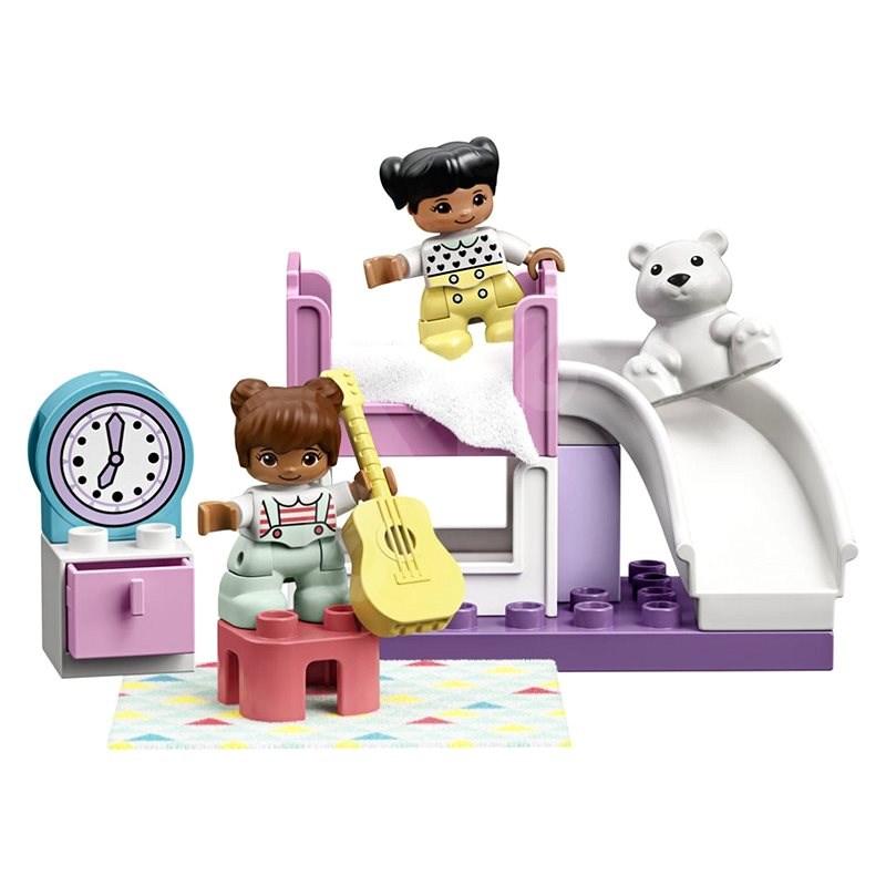 LEGO DUPLO Town 10926 Pokojíček na spaní - LEGO stavebnice