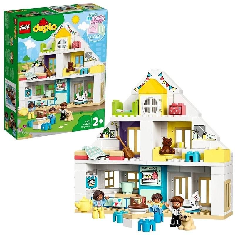 LEGO DUPLO Town 10929 Domeček na hraní - LEGO stavebnice