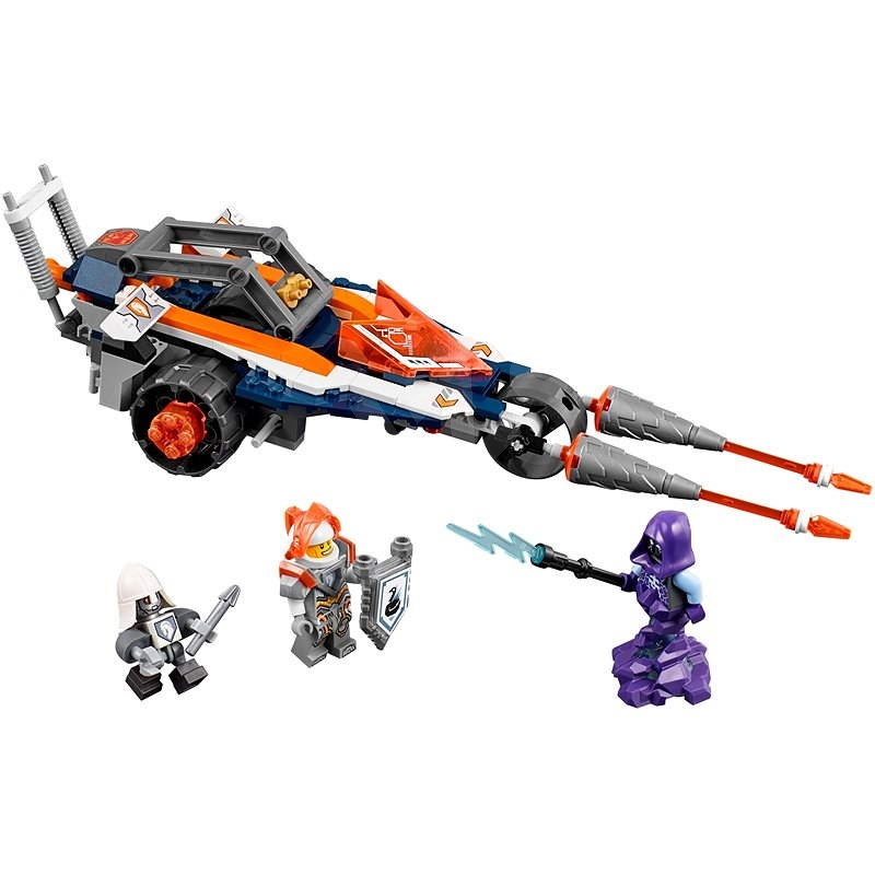 LEGO Nexo Knights 70348 Lance a turnajový vůz - Stavebnice
