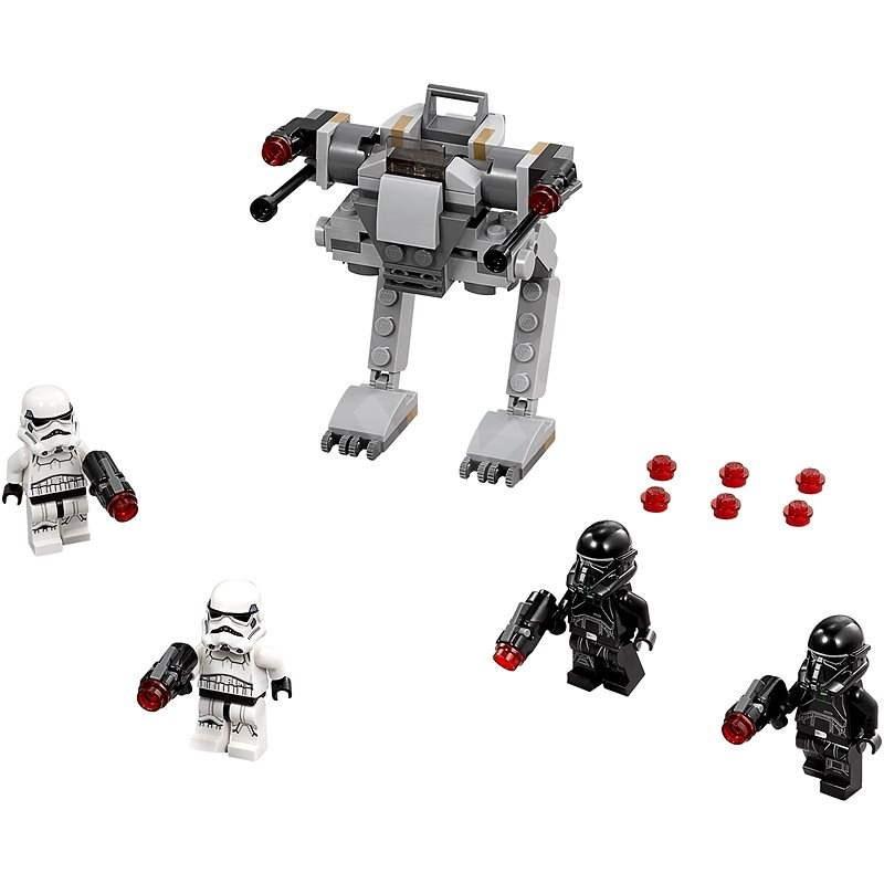 LEGO Star Wars 75165 Bitevní balíček vojáků Impéria - Stavebnice