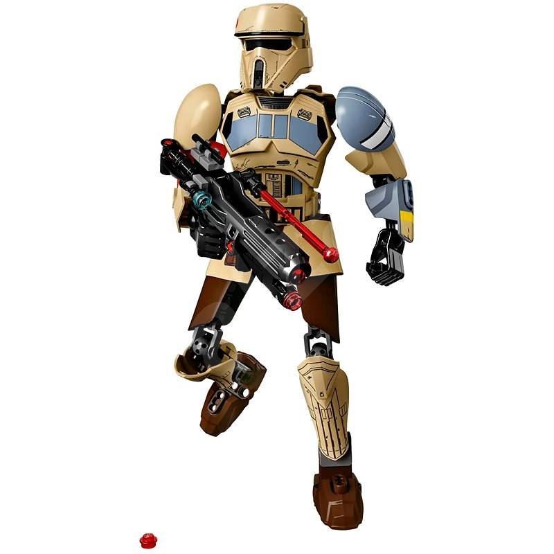 LEGO Constraction Star Wars 75523 Stormtrooper ze Scarifu - Stavebnice